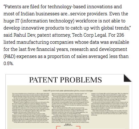 patent filing examination prosecution agent attorney india