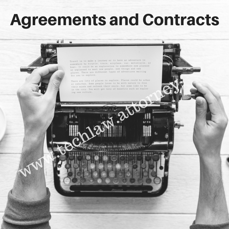 Drafting And Review Of Agreements And Contracts Patent Business